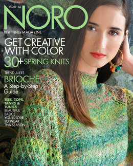 Magazine Issue No. 14 by Noro