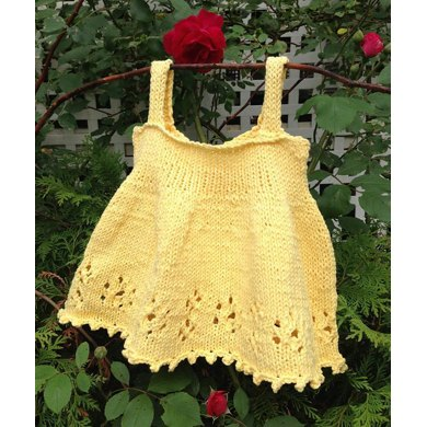 May Flowers Baby Dress