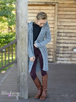 Bayberry Cardigan - Adult