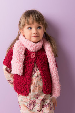 Cardigan in Phildar Neige - Downloadable PDF