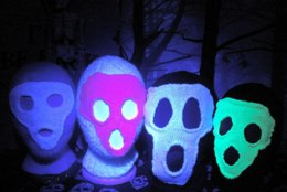 Halloween Scream Balaclavas