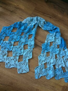 Diamond Shawl