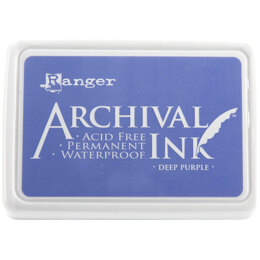 Ranger Archival Ink Pad #0