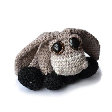 Amigurumi Cute Donkey Free Pattern – Free Amigurumi Patterns | 390x390
