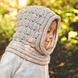 Cocoon Hooded Cowl