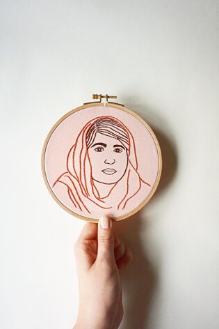 Malala - Today's Inspiring Women