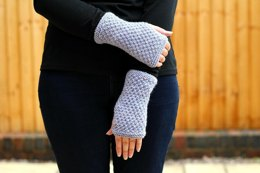 Oda Fingerless Gloves