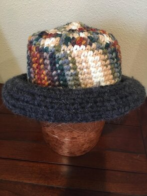 Adjustable Brim Hat