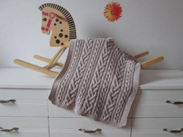 Cotton & Cables Blanket