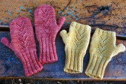 Edith Mitts and Mittens