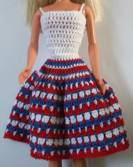 Kimmie Dress for Barbie