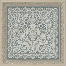 Riolis Viennese Lace Cross Stitch Kit - 40cm x 40cm_