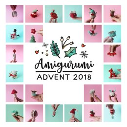 Amigurumi Advent Vol. 1
