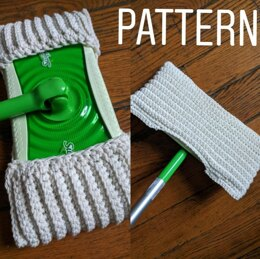 Reusable Ribbed Swiffer Pads
