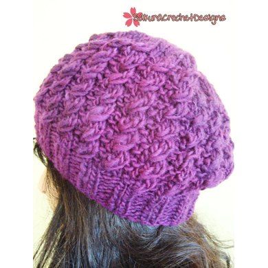 Ross - slouchy hat