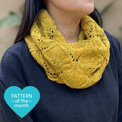 #315 Camille Eternity Scarf