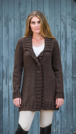 Belmont Top-Down Coat #117
