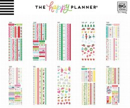 Me & My Big Ideas Happy Planner Washi Sticker Book - Seasonal, 451/Pkg