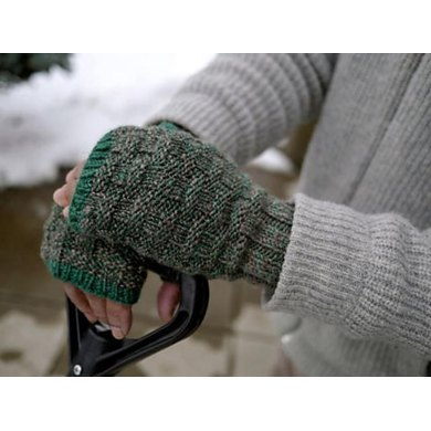 Creel Fingerless Mitts
