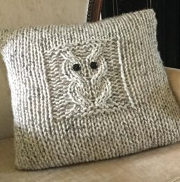Big Owl Cushion