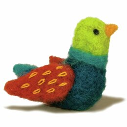Dimensions Bird Needle Felting Kit - 3in x 2.5in