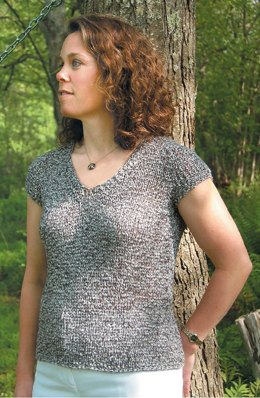Cap Sleeve Sweater to Knit