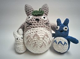 Totoro & Friends Plushies