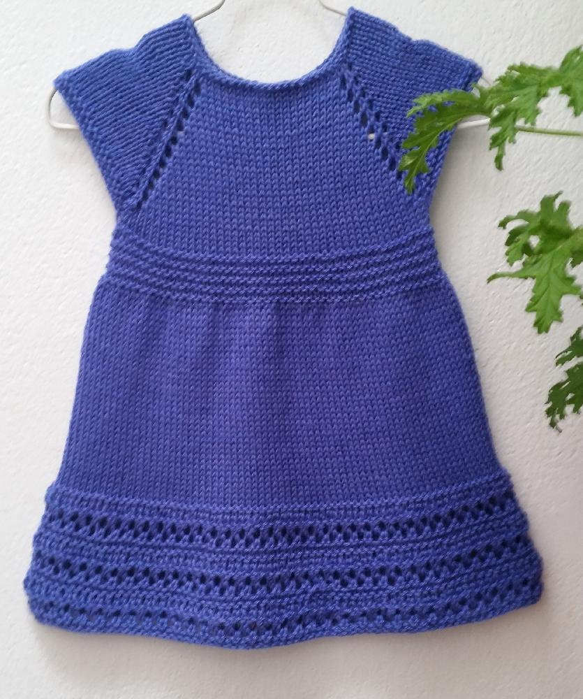 Violet Dress Knitting Pattern : Wee Penny Knitting pattern by Taiga Hilliard Designs Knitting Patterns Lo...