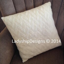 Chevron Pillow Cover in two sizes