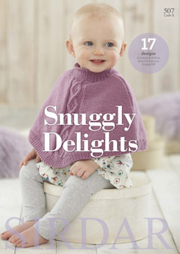 Snuggly Delights by Sirdar