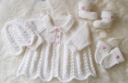 Milly baby knitting pattern