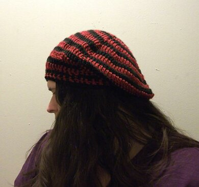 Easy slouch hat