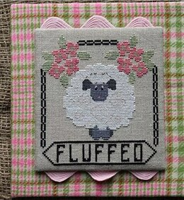Luhu Stitches Fluffed - Downloadable PDF