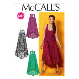 McCall's Misses' Dresses M6954 - Sewing Pattern
