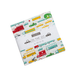 Moda Fabrics On the Go 5in Charm - 20720PP