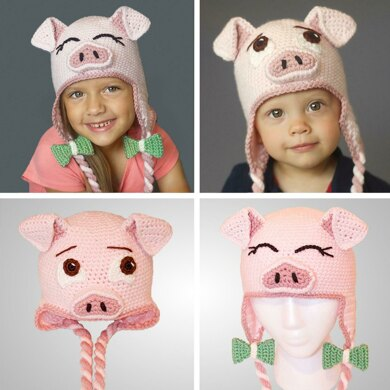The Perfect Pig Hat Pattern