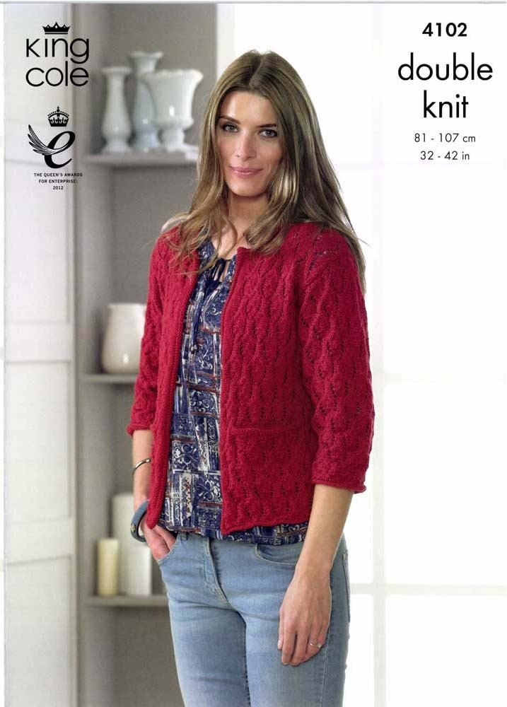 Knitting Questions Help : Help with lacy sweater pattern how to questions