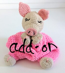 ADD-ON Sleepy Pig Comforter
