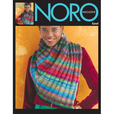 Cowl in Noro Ito - 15511 - Downloadable PDF