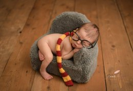 Harry Potter Baby Scarf