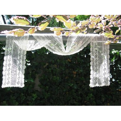Diamonds are Forever, Lace Scarf