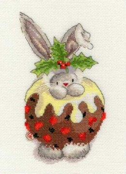 Bothy Threads Christmas Pudding - Bebunni Cross Stitch Kit