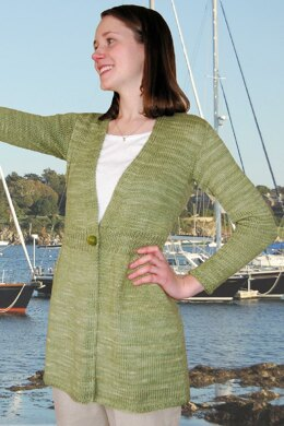 Newport Cardigan to Knit
