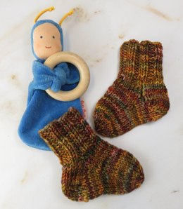 Simple Baby Socks