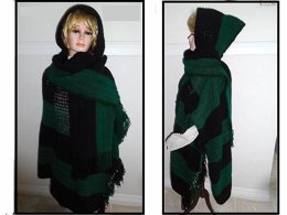 755 Cape and Hooded Scarf