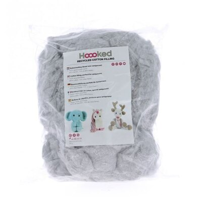 Hoooked 100% Recycled Fluffy Cotton Filling - Cloud