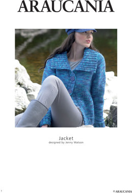 Jacket 2 in Araucania Huasco Chunky
