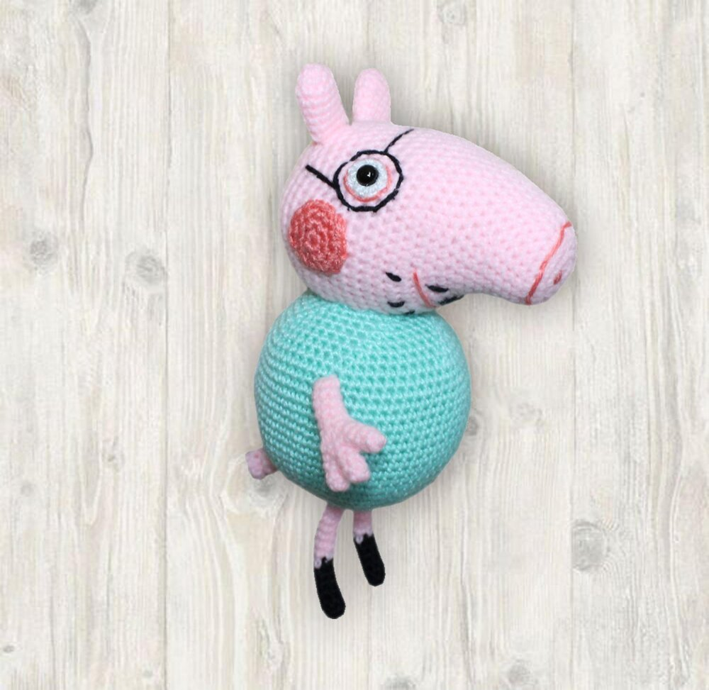 Free Crochet Patterns – Year Of The Pig – Crochet | 973x1000