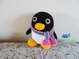 Amigurumi Penguin Pattern No.40