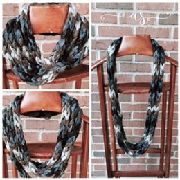 Layered Rope Scarf